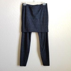 CAbi Skirted leggings M'leggings Spacedye XS